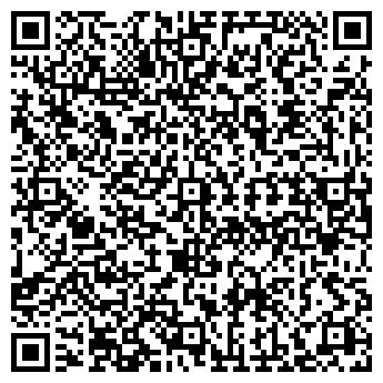 QR-код с контактной информацией организации УДАЧА ПАРИКМАХЕРСКАЯ