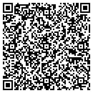 QR-код с контактной информацией организации Образовательный центр PERSONA