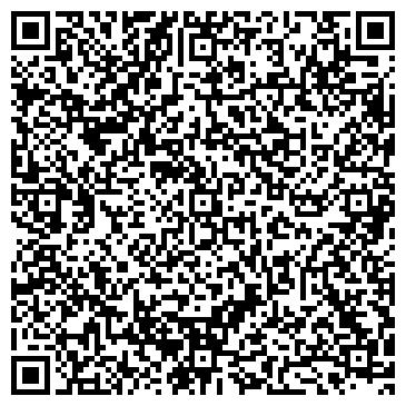 QR-код с контактной информацией организации ИП Студия декора Семья