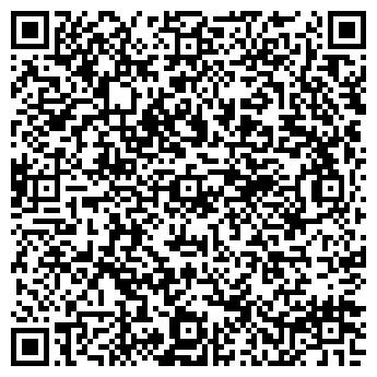 QR-код с контактной информацией организации ТОО СКАНТ