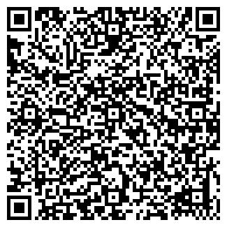 QR-код с контактной информацией организации ООО Паруса
