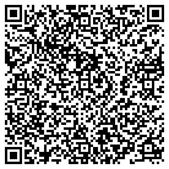 QR-код с контактной информацией организации АЙДЕН-КЛАБ
