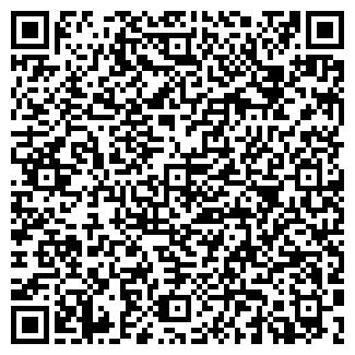QR-код с контактной информацией организации ООО Kiss Kiss