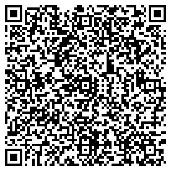 QR-код с контактной информацией организации ERGODATA