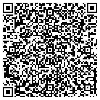 QR-код с контактной информацией организации ВРЕМЯ ПУТЕШЕСТВИЙ
