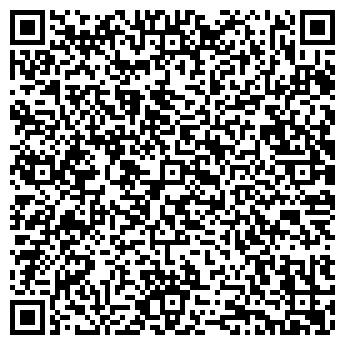 QR-код с контактной информацией организации ООО ФриЛайф