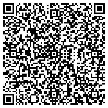 QR-код с контактной информацией организации АТАЛАНТ