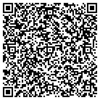 QR-код с контактной информацией организации ПЕШОКРЕЗЬ