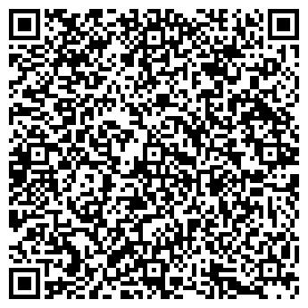 QR-код с контактной информацией организации ЛКМ-МАРКЕТ