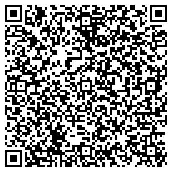 QR-код с контактной информацией организации ИНТЕРДОР, НПФ