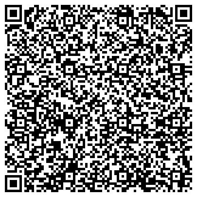 QR-код с контактной информацией организации ООО Сервисный центр холодильников Liebherr