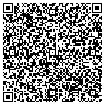 QR-код с контактной информацией организации ВО «РОСИНЭКС»