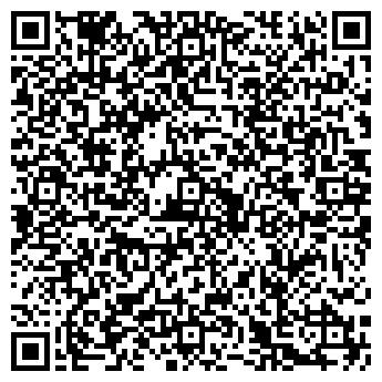 QR-код с контактной информацией организации ГАЛЕРЕЯ L