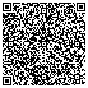 QR-код с контактной информацией организации ЗАО ТЕХНОТКАНИ