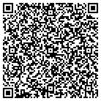 QR-код с контактной информацией организации СПОРТ ЛЮКС