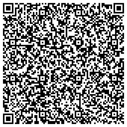 QR-код с контактной информацией организации УПРАВЛЕНИЕ ФЕДЕРАЛЬНОЙ СЛУЖБЫ ПО ВЕТЕРИНАРНОМУ И ФИТОСАНИТАРНОМУ НАДЗОРУ ОТДЕЛ ОХОТНАДЗОРА