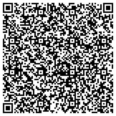 QR-код с контактной информацией организации ООО Московская школа балета «На пуантах»