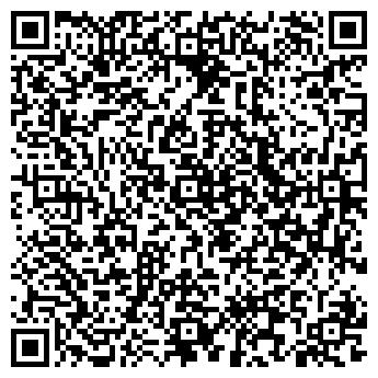 QR-код с контактной информацией организации ХРОМРЕСУРС