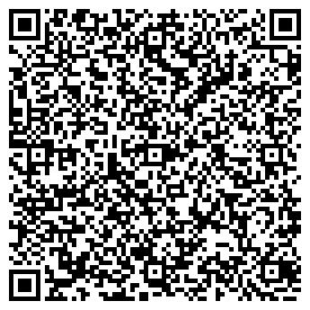 QR-код с контактной информацией организации ГК Гефест Капитал