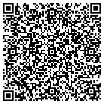 QR-код с контактной информацией организации ООО МАЙФИШ