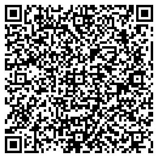 QR-код с контактной информацией организации ООО ЛЕДА-Л1
