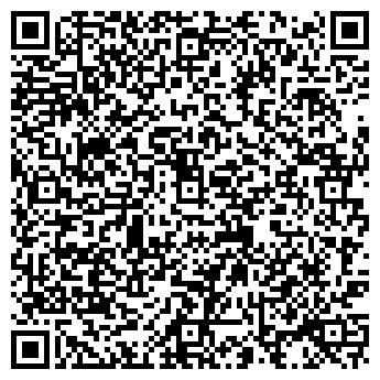 QR-код с контактной информацией организации ООО САНАДОМ