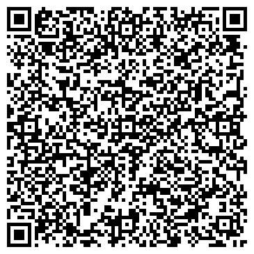 QR-код с контактной информацией организации ИП ALL SERVICE