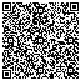QR-код с контактной информацией организации ЧСУП ЕВиРО