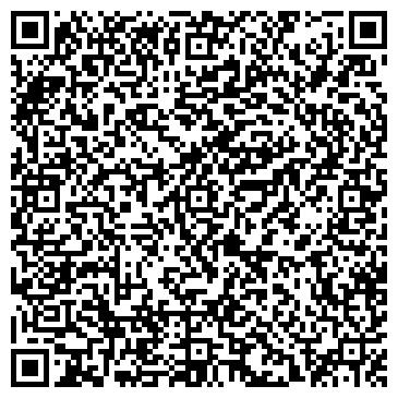 QR-код с контактной информацией организации ХАБАТ-ЛЮБАВИЧ ЕВРЕЙСКАЯ ШКОЛА