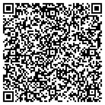QR-код с контактной информацией организации ИП Dasn Hall