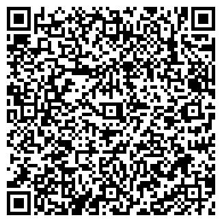 QR-код с контактной информацией организации НЕРУДПРОЕКТ