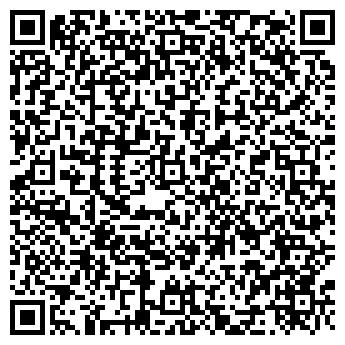 QR-код с контактной информацией организации ООО Механика