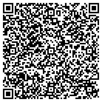 QR-код с контактной информацией организации ПИЦЦА-ФАБРИКА