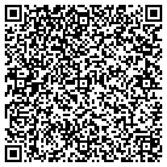 QR-код с контактной информацией организации ООО Тиховей