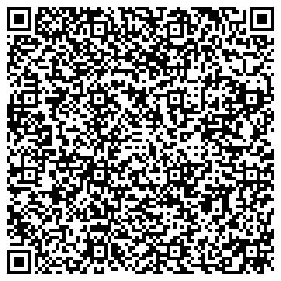 QR-код с контактной информацией организации ТЕРРИТОРИАЛЬНОЕ УПРАВЛЕНИЕ МИКРОРАЙОНА ЛЕВОБЕРЕЖНЫЙ