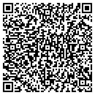 QR-код с контактной информацией организации ООО БАНГ
