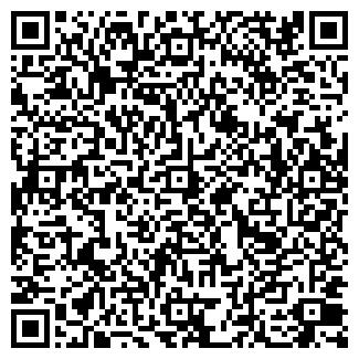 QR-код с контактной информацией организации ООО ИСКРА