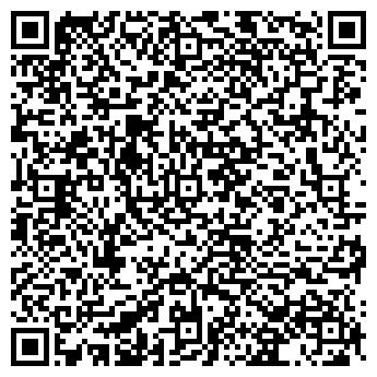 QR-код с контактной информацией организации ООО Green Garden