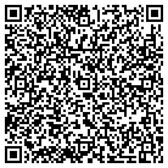 QR-код с контактной информацией организации ООО Федал - Авто