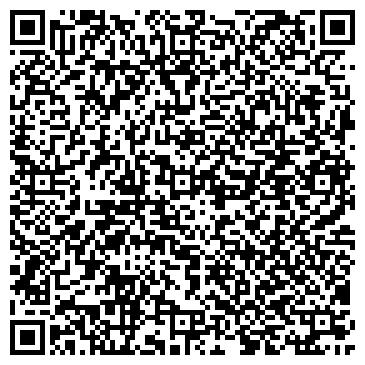 QR-код с контактной информацией организации ИП English League