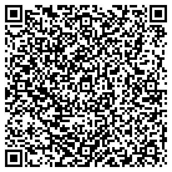 QR-код с контактной информацией организации ООО Анатомия здоровья