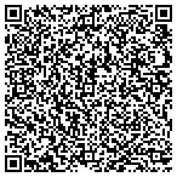 QR-код с контактной информацией организации ИП Decorframe