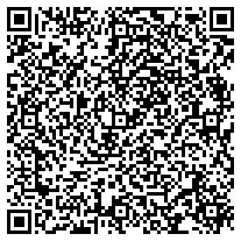 QR-код с контактной информацией организации ТОО «КБ АВАНГАРД»