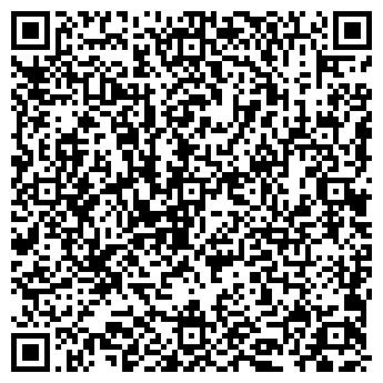QR-код с контактной информацией организации ООО Hippohae