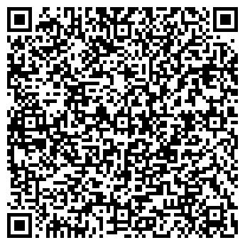 QR-код с контактной информацией организации ИП WELLNESS