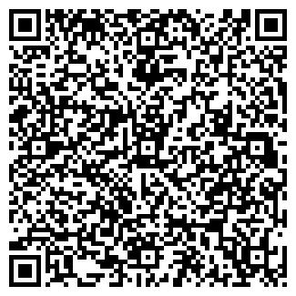 QR-код с контактной информацией организации ООО Бинго такси