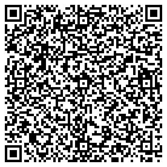QR-код с контактной информацией организации ООО Архитектурное бюро КАНОН