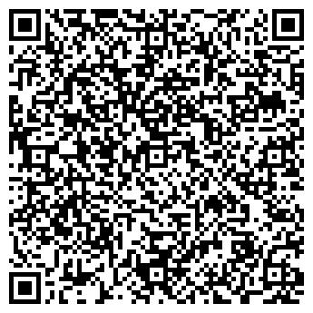 QR-код с контактной информацией организации ООО ПрофиСервисКлуб
