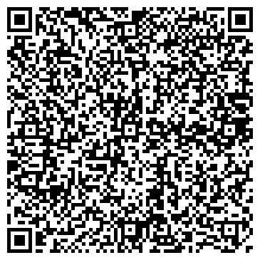QR-код с контактной информацией организации Womanlike