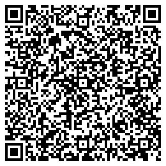 QR-код с контактной информацией организации ИП Окнатека